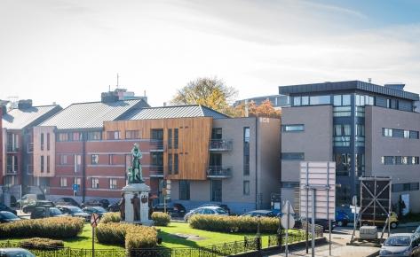 Immeuble à appartements à Seraing
