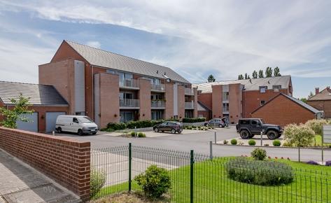 Projet immobilier à Charleroi
