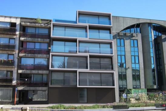 Immeuble à appartements à Alost