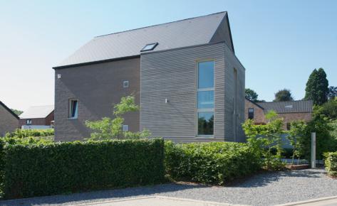 Maison zéro énergie à Heusy (4802)