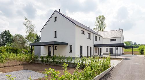 Maisons mitoyennes à Welkenraedt