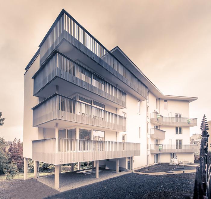 Projet immobilier à Verviers