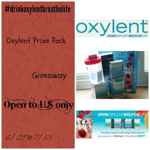 Oxylent Giveaway