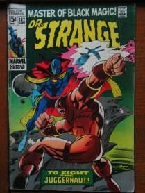 Dr Strange 182