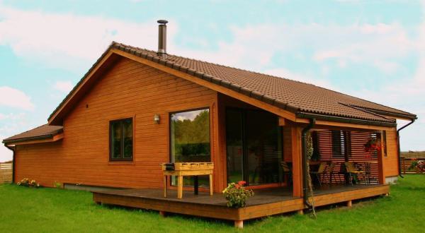 Одноэтажные каркасные дома: проекты, фото, финские