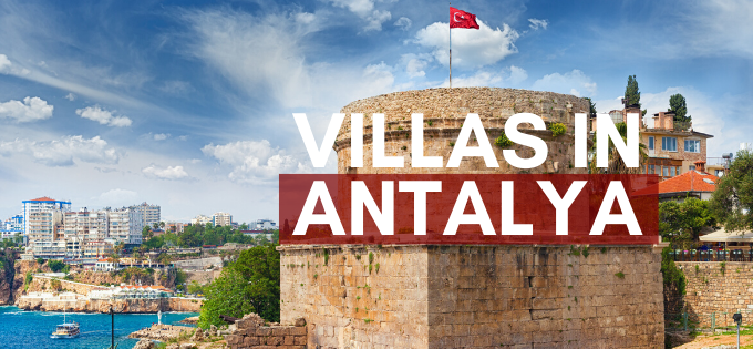 Villas In Antalya