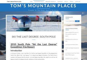 South Pole page