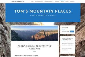 Grand Canyon Traverse the Hard Way