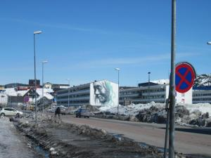 Downtown Nuuk