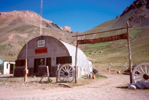 Mule depot