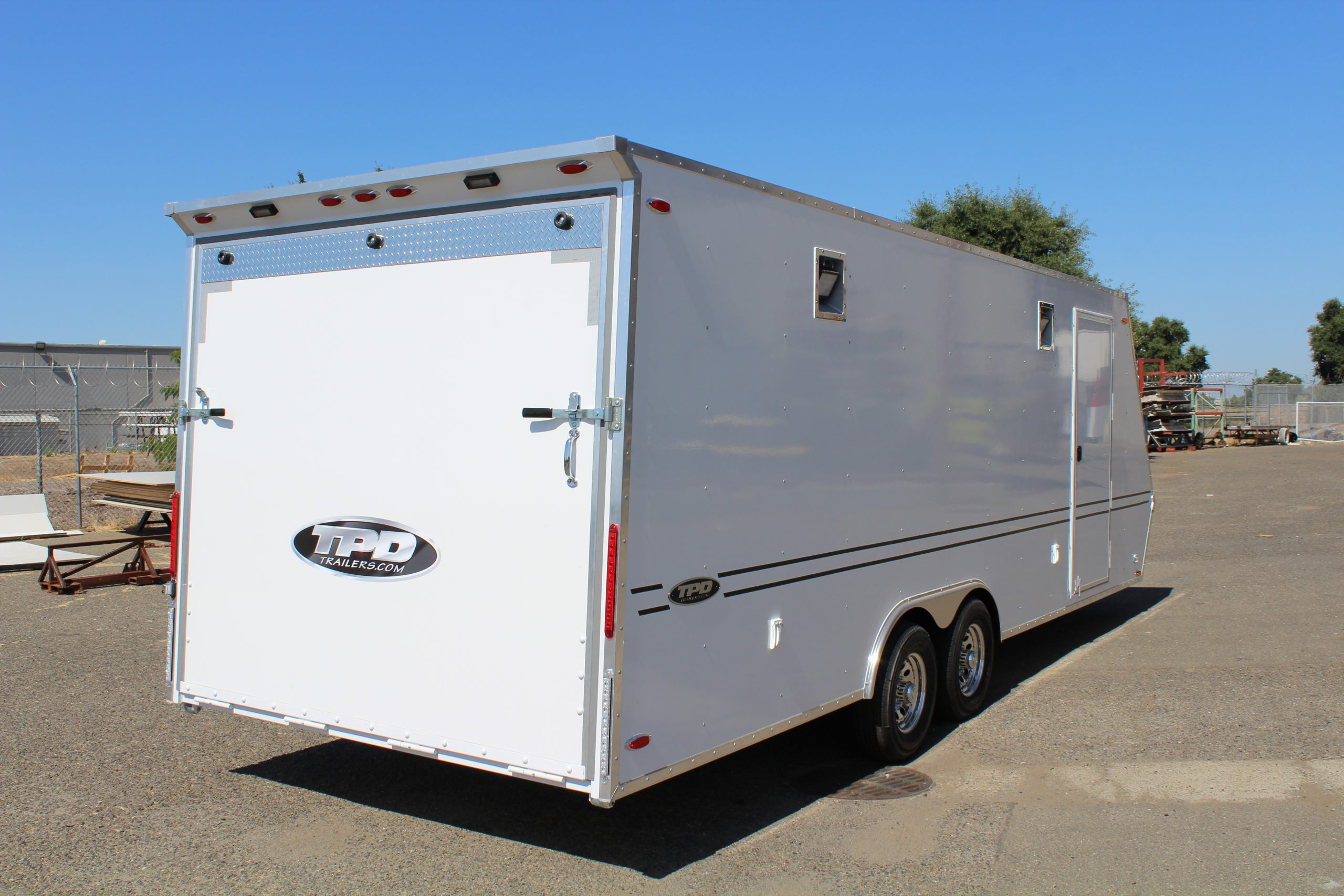 pre owned trailers tpd trailers