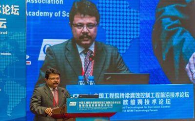 Address by Managing Director at China