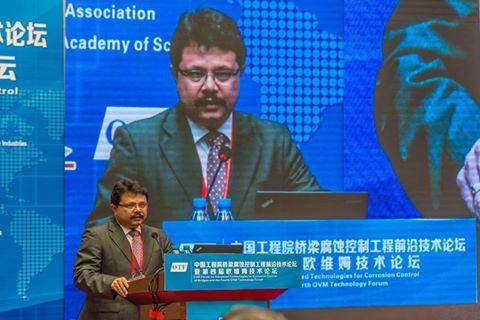 Address by Managing Atul Bhobe at China