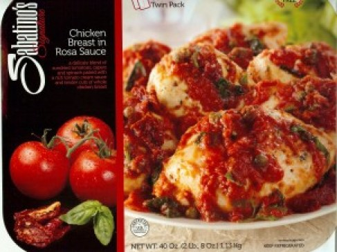 F&S Gourmet Foods / Sabatino's  - Chicken Breast
