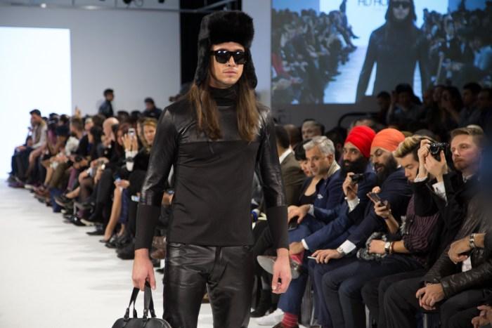 HaRBiRz Inc. at Toronto Men's Fashion Week 2015 - HD HOMME (6)