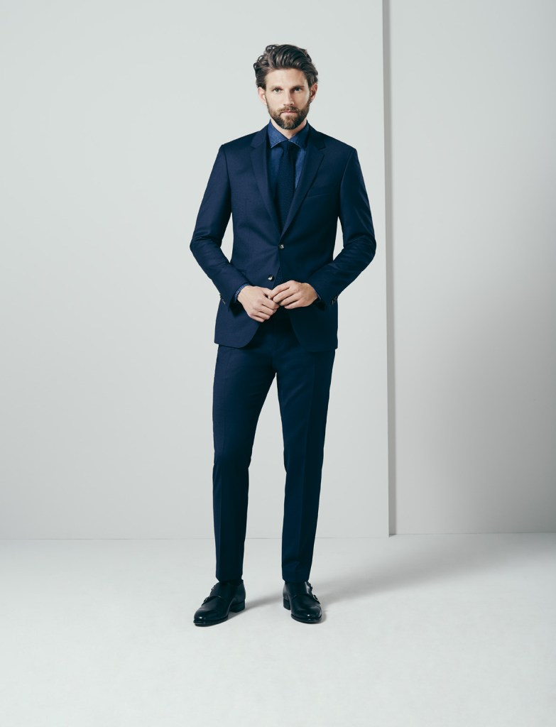 Tailored Look 2