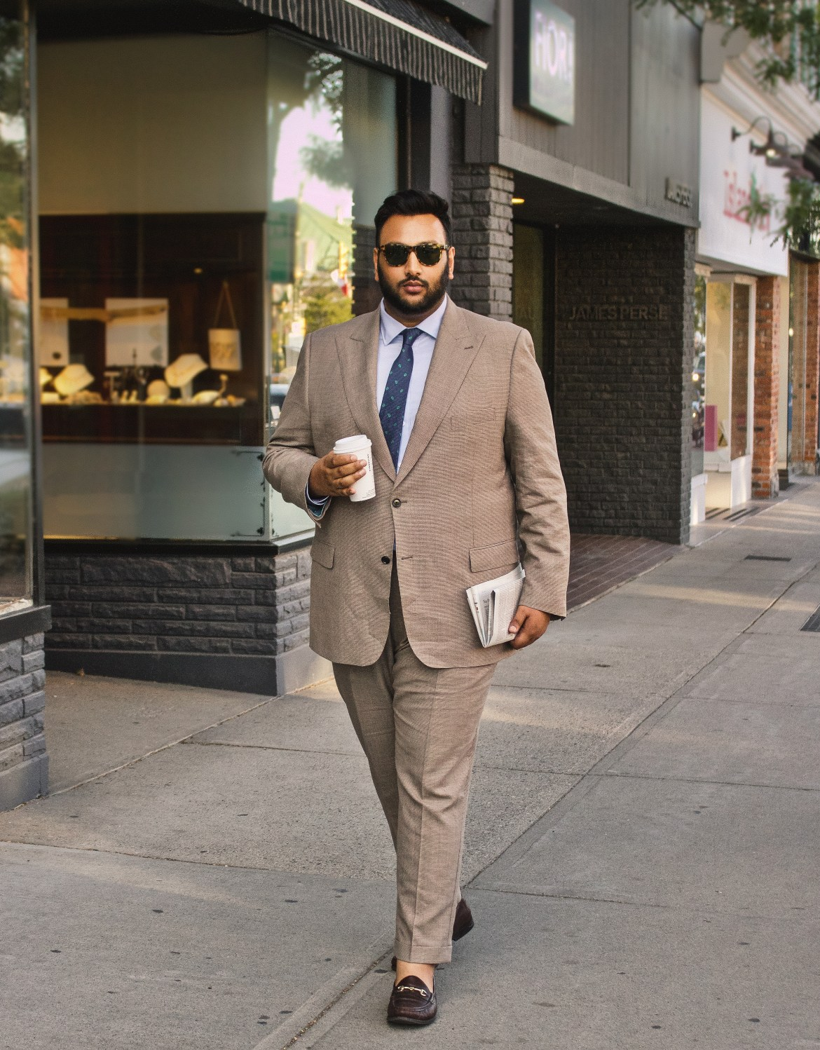 The Made to Measure Suit - Indochino Review