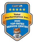 carfax top rated service center 2020