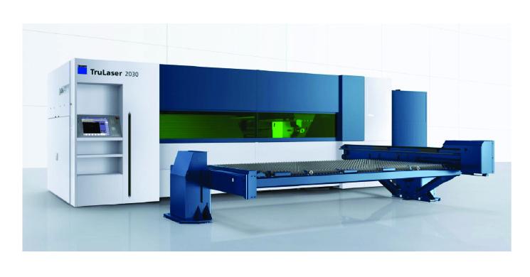Trumpf 2030 Fiber Laser 4kW