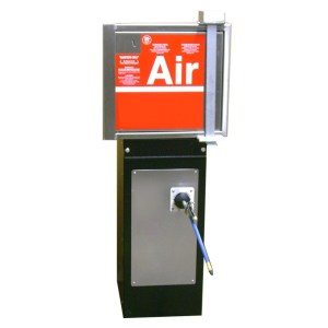 air only machine with reel base