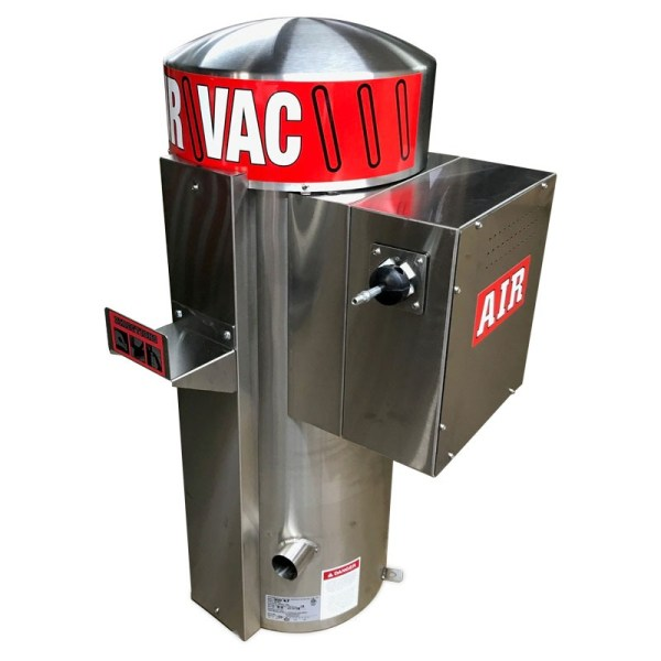 Coin-Operated Air/Vac Combo