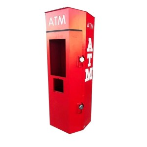 Octagon ATM Security Enclosure