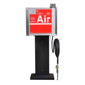 Standard Pedestal Air Machine with Super Security Kit