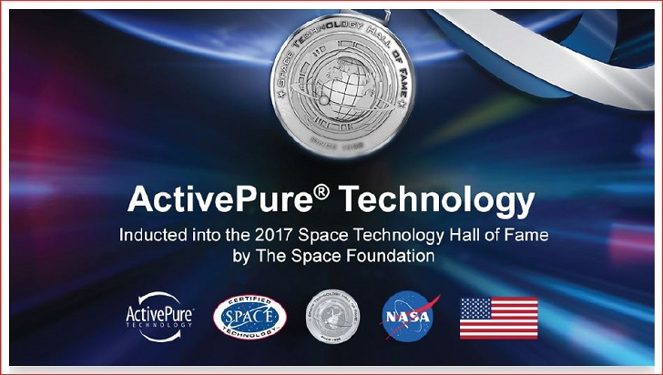 ActivePure Technology Induction banner