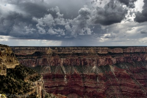 Canyon Storm - Click To Enlarge
