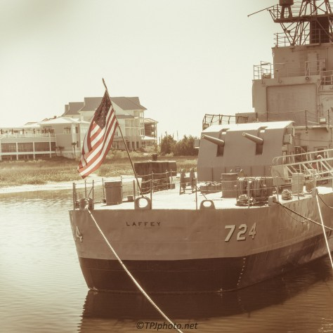 USS Laffey - Click To Enlarge