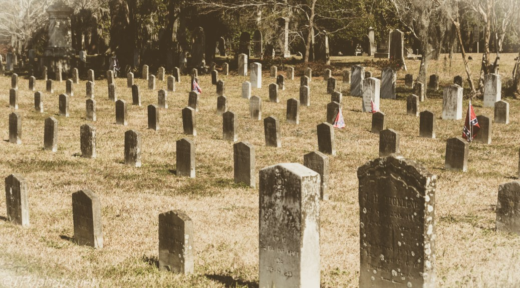 Old South Military Cemetery - Click To Enlarge