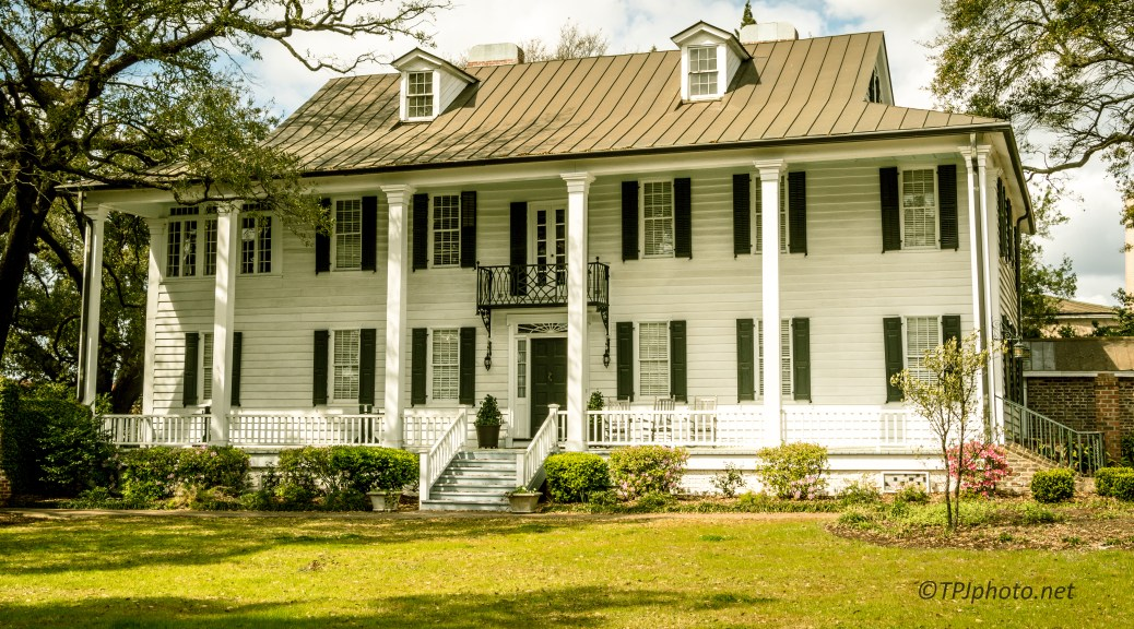 Kaminski House, South Carolina - Click To Enlarge