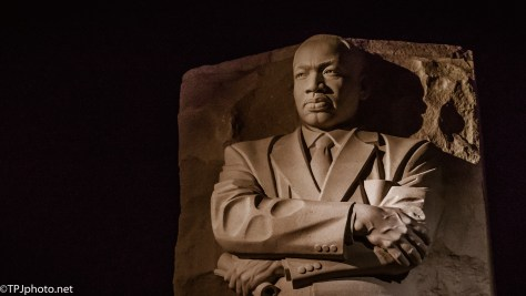 Dr. King Memorial - click to enlarge