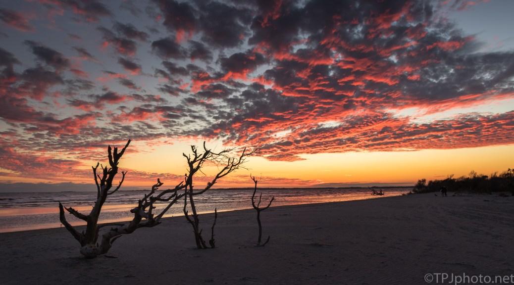 Carolina Sunset - click to enlarge