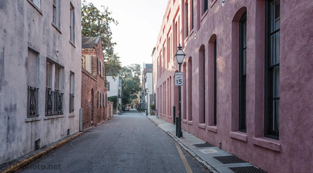 Short Walk, Charleston - click to enlarge
