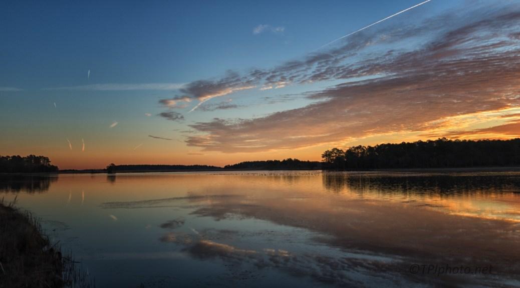 Peak Sunrise - click to enlarge
