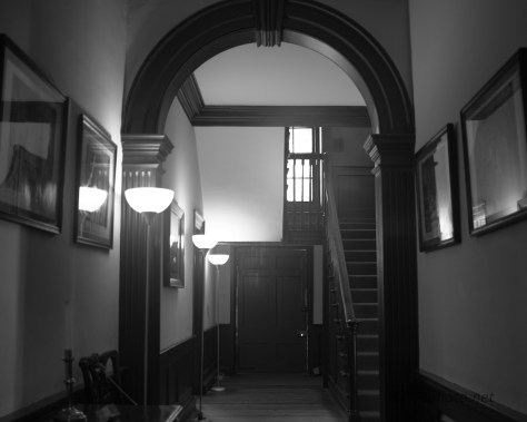 The Arched Doorway - click to enlarge