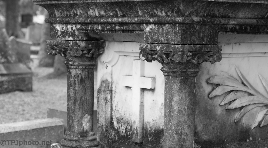 Old Site In Magnolia Cemetery