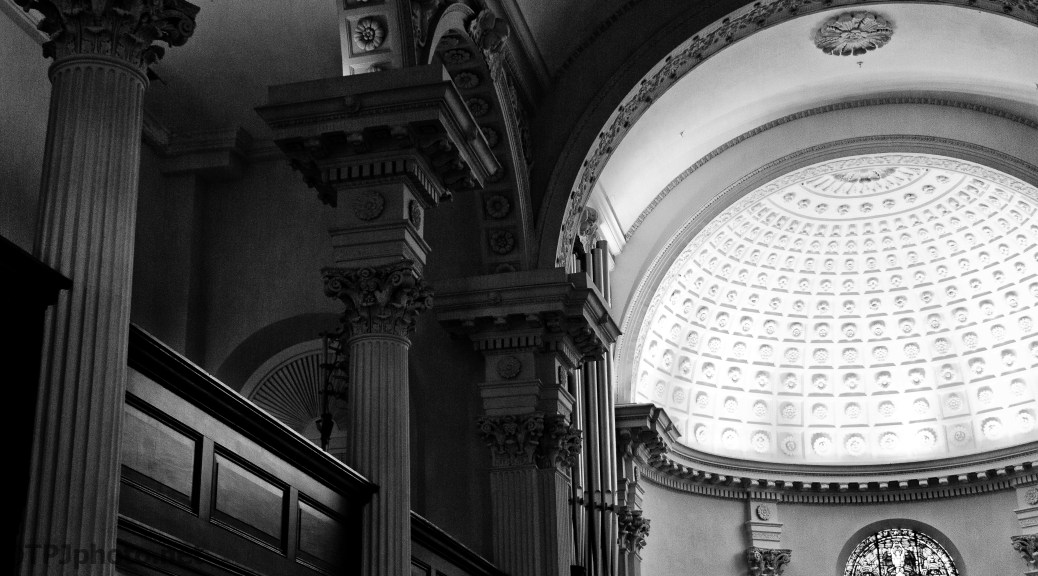 Black And White, The Church Dome