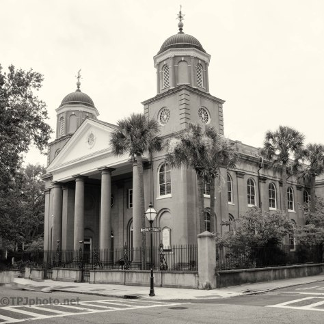 The Architecture Of Charleston