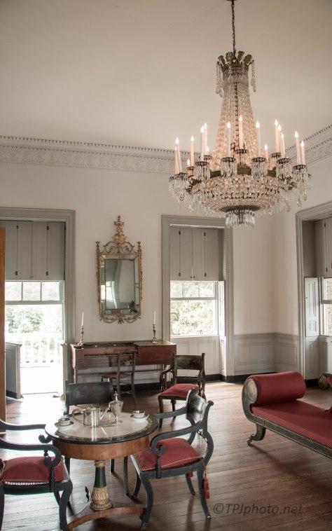 In A Sitting Room, Charleston