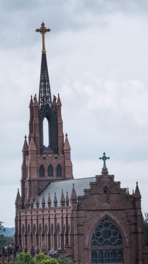 Charleston Church Spires (4)