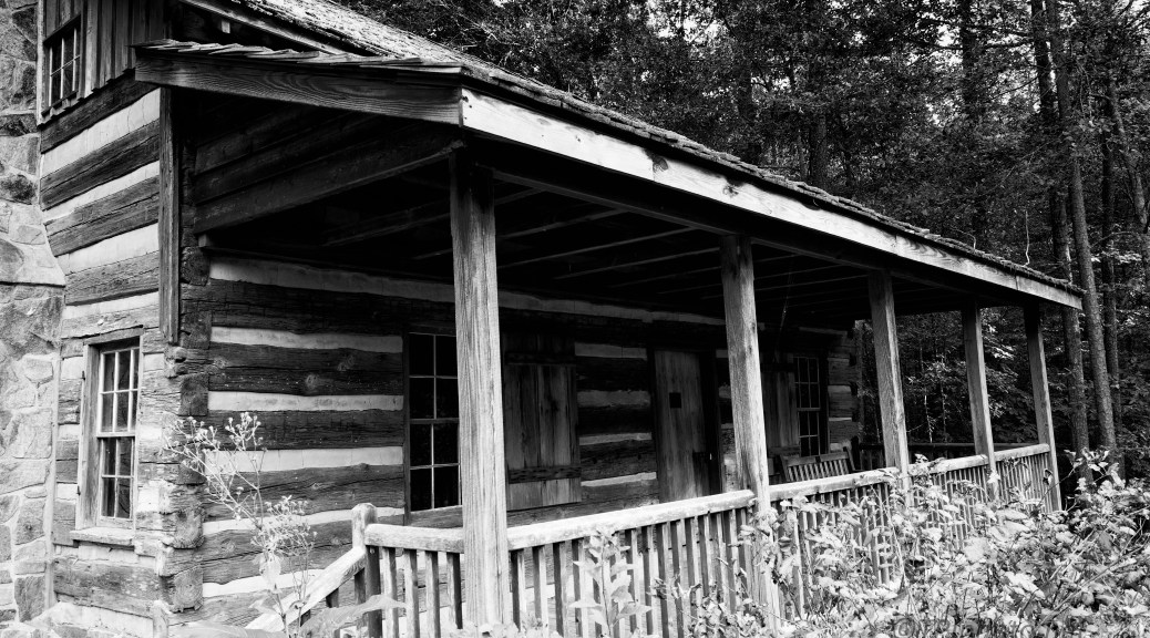 Cabin, Upstate South Carolina