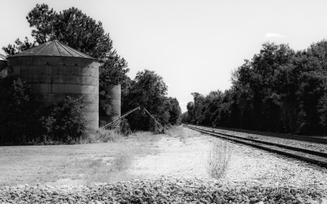 By The Tracks