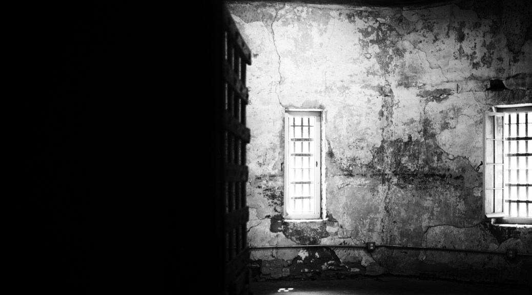 Jail In B&W