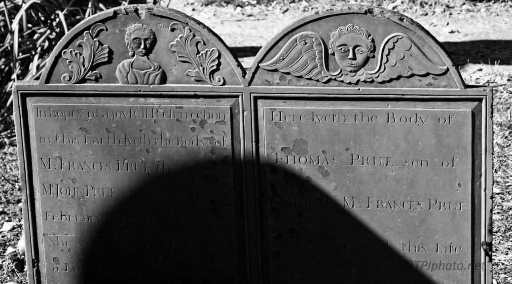 A Church Grave Yard, Charleston