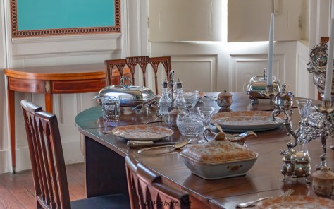 Dining At The Nathaniel Russel House