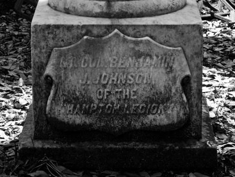 Hampton's Legion, Bull Run