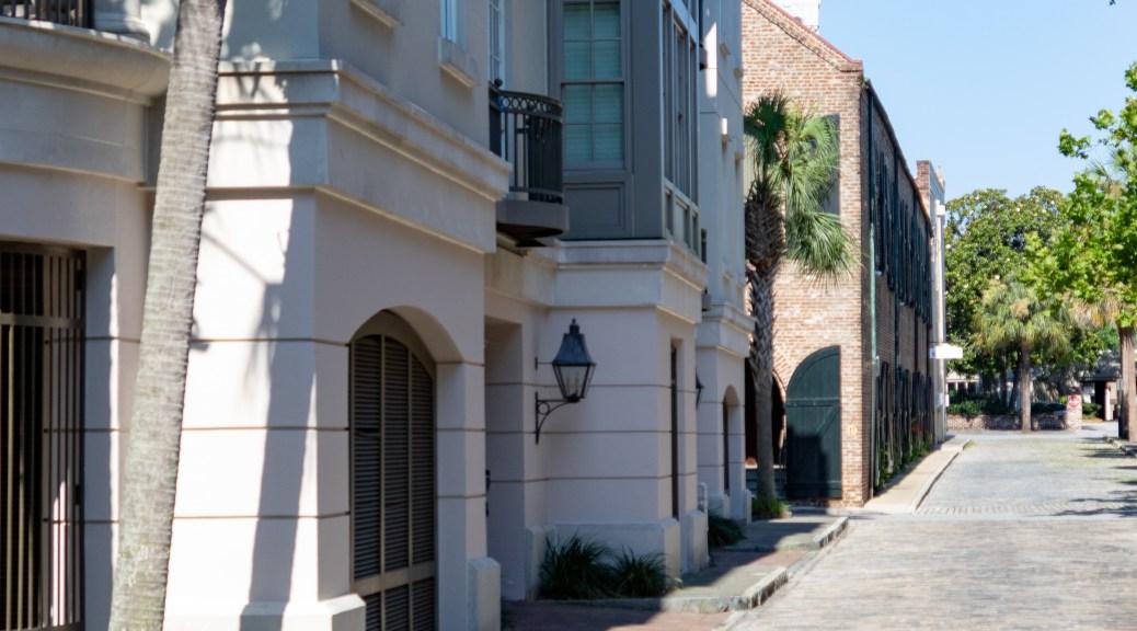 From A Walk, Charleston