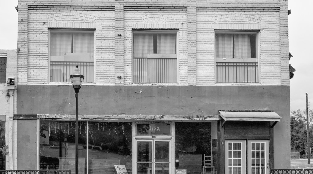 For Rent On Main Street